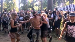 Bestial Vomit - Gaia - Puntala Rock 2014