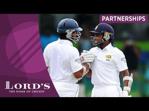 Kumar Sangakkara & Mahela Jayawardene - 'A very special partnership'