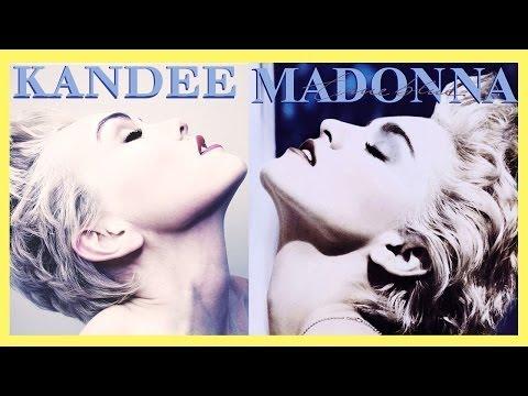 Madonna Makeup Transformation