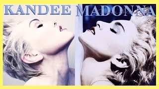 Madonna Makeup Transformation Thumbnail