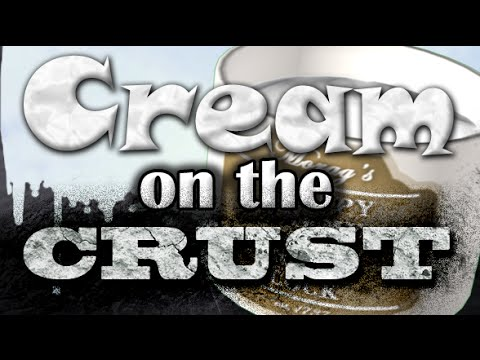 cream on the crust youtube