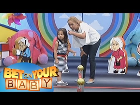 Bet On Your Baby: Baby Dome Challenge with Mommy Guila and Baby Elli