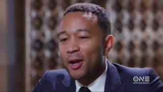 John Legend Talks Politics, Social Activism, #BlackLivesMatter, Trump + More