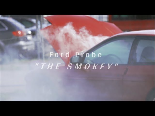 100autot.ee Presents: Ford Probe - The Smokey ///FULL