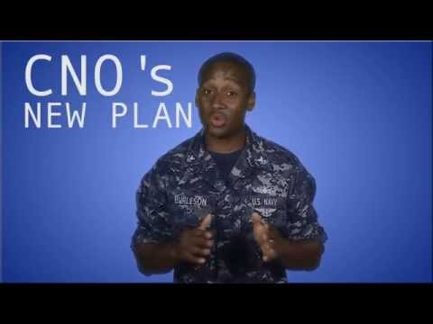 WWR: CNO's releases navigation plan, new career paths for SWOs and Feds Feed Families kickoff