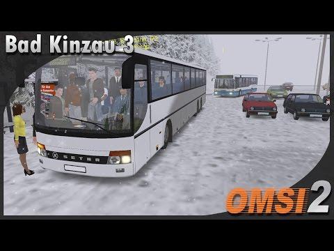 🚌OMSI 2 | Bad kinzau : Voyage au ski !