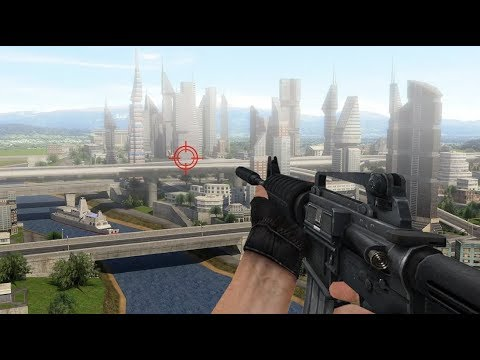 Air Force Shooter 3D - Helicopter Games Android Gameplay