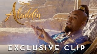 "Disney's Aladdin - ""I Wish to Become a Prince"" Film Clip"