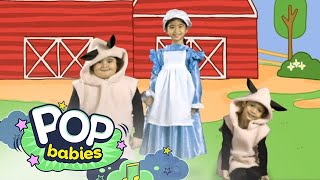 Mary Had A Little Lamb + More Nursery Rhymes   Non-Stop Compilation   Pop Babies