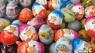 200 Surprise Eggs Disney Cars Tom and Jerry Peppa Pig Disney Princess Mickey Mouse Adventure Time