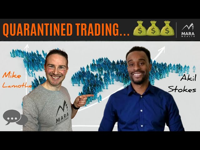How to Trade, Survive, & THRIVE | TRADER'S MINDCHAT SHOW w/ AKIL STOKES