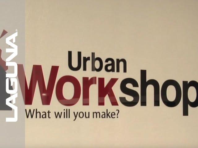 Urban Workshop - Customer Story - Laguna Tools