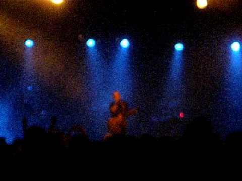 Blue October - Pick up the Phone message (Omaha 4.23.2010)