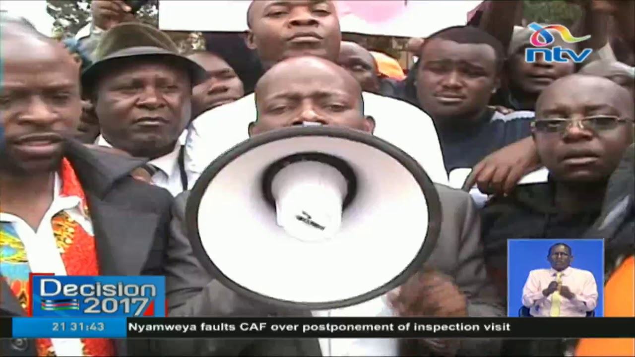 Kisii residents angered by President Uhuru's attack on judiciary