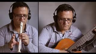 Baixar Allegretto Cantabile - George Philipp Telemann - Flauta doce e violão Jaciel