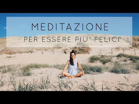 Meditazione: 5 Minuti Per Essere Più Felici