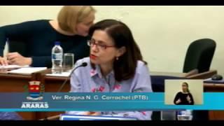 29ª Sessão Ordinária - Câmara Municipal de Araras