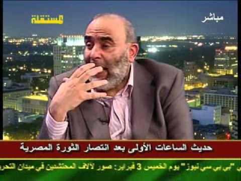 """رأي رجل الاعمال اشرف سعد في قناة المستقلة """"مؤثر جدا"""""""
