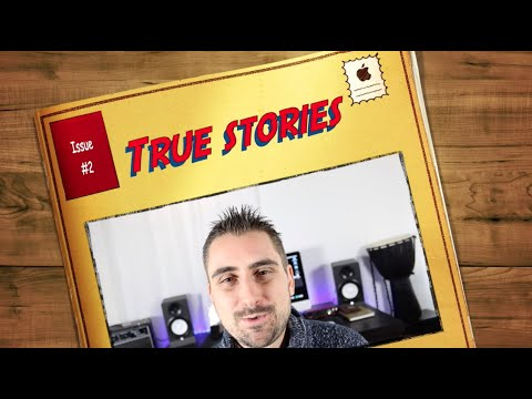 TRUE STORIES Episode #2 - How I went from CRYING on the floor to shipping books around the world