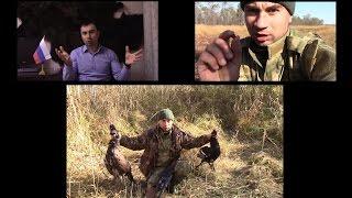 Охота на тетерева с карабином видео