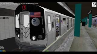 Openbve Special: R160 (D) Train Full Route From Norwood 205 Street To Far Rockaway