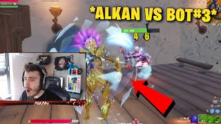 ALKAN VS BOT VE FORTNITE 3! | AlkanShorts#21