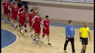 2017 07 22 HANDBALL HIGHLIGHTS MEN TURKEY SERBIA DEAFLYMPICS2017