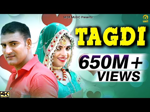 तागड़ी # Tagdi # Ajay Hooda # New DJ Song 2018 # Gagan & A K Jatti # Mor Music