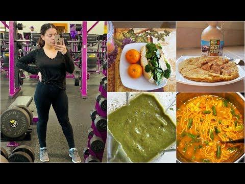 WHAT I EAT IN A DAY FOR WEIGHT LOSS 2019: HCLF VEGAN! | JuicyJas