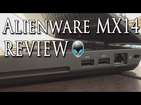 Alienware M14X Gaming Laptop - Review & Honest Impressions