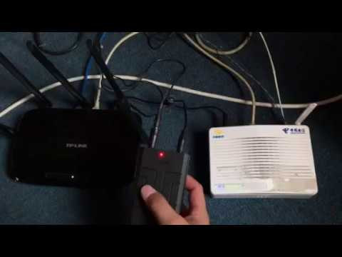 Small Sprouts12V2A on-line dc mini ups test on router and modem