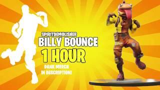 Fortnite BILLY BOUNCE emote (1 hora) (25 + SKINS!) (DOWNLOAD DE MÚSICA INCLUÍDO!)