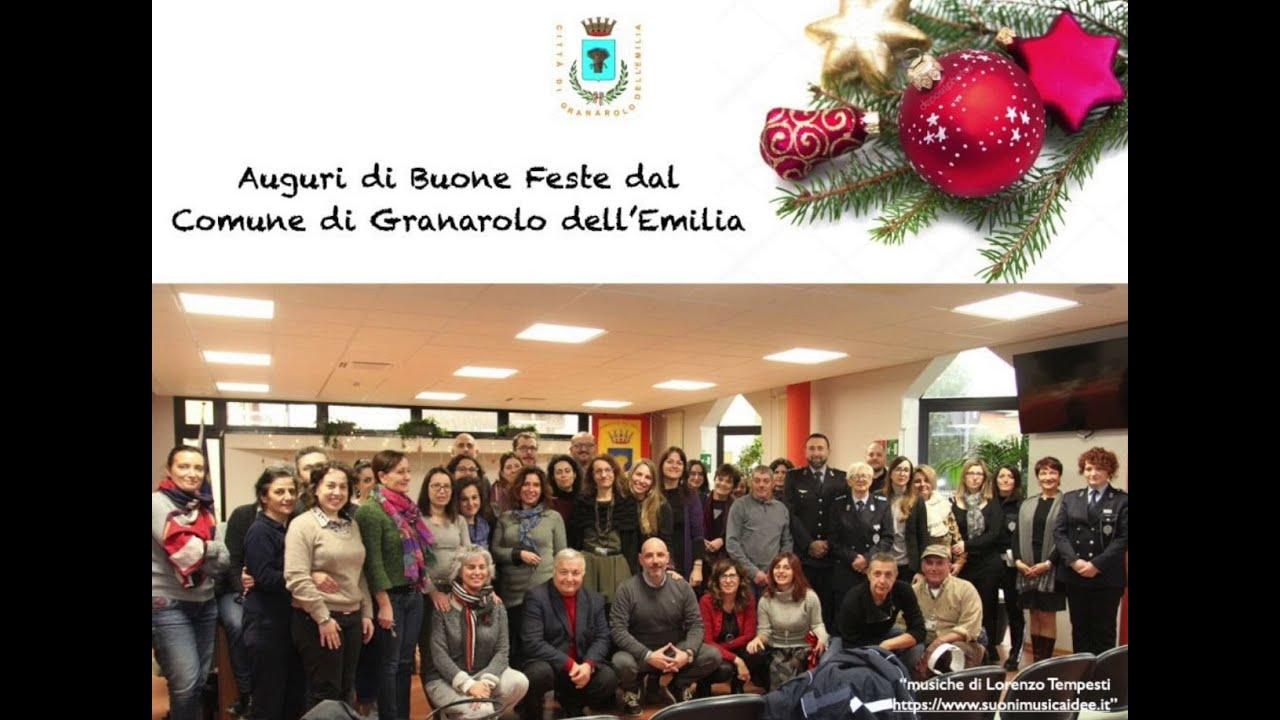 Comune Di Granarolo Dell Emilia buone feste dall'amministrazione e dal personale del comune di granarolo  dell'emilia