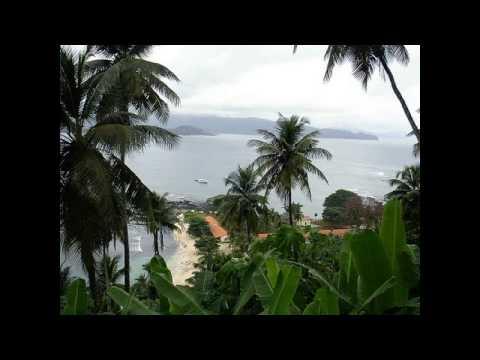 Sao Tomé-et-Principe beaux paysages - hôtels hébergement voyage voile