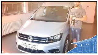 Isporuka - Progress 2000 - Volkswagen Caddy
