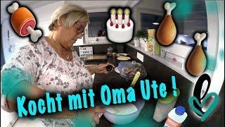geht es immer nur ums Essen ??? 🍔🍗 | Kocht mit Oma Ute!! | meine Saarländer und ich ❤️