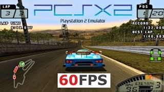 Le Mans 24 Hours PS2 PCSX2 now @ real 60fps on PC 1440p 16:9 (2001)