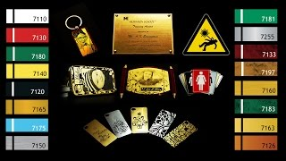 Laser Foil benefits and applications