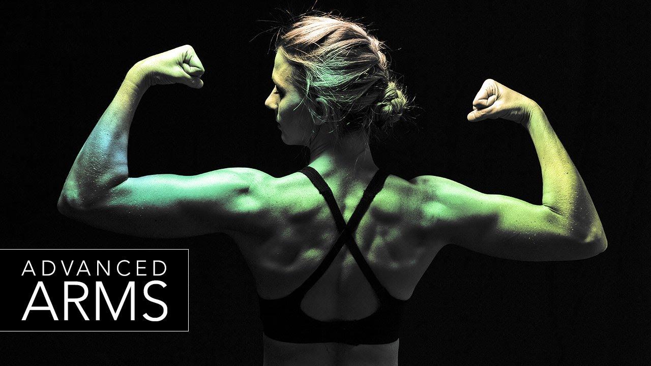 Advanced Arm Workout (Toning & Sculpting)