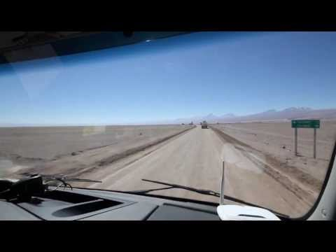Matraqueando – Deserto do Atacama