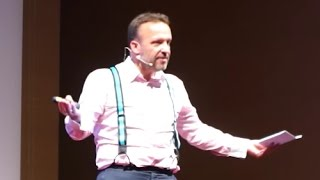 ¿Por qué hablamos de diversidad en la empresa? (HeForShe) | Luis de Torres | TEDxUPFMataró