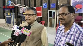 DT NEWS Al India Inter University Table Tennis Men Tournament Organized by SRMIST, Kattankulathur