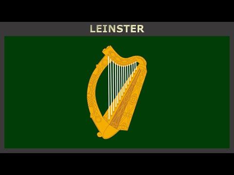 Flags of provinces of Ireland - Vlajky provincii Irska