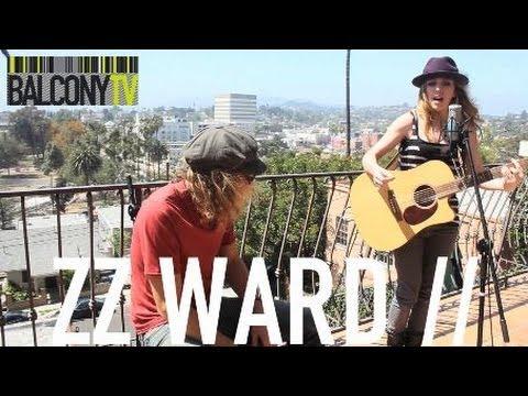 ZZ WARD- PUT THE GUN DOWN (BalconyTV)