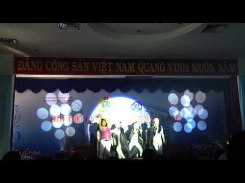 Bệnh viện Hùng Vương-Hội diễn văn nghệ ngành Y 2012 2