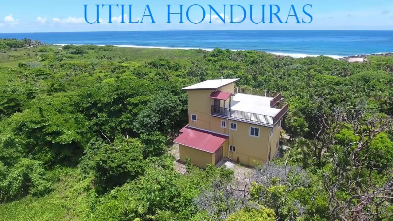 Casa Vista - Home for Sale: Utila Honduras