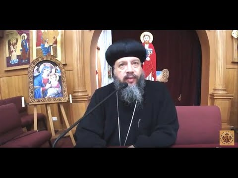 HG Bishop Youssef: Maintaining Our Orthodox Faith in Western Society @ St Mark, Arncliff AU~09/05/18