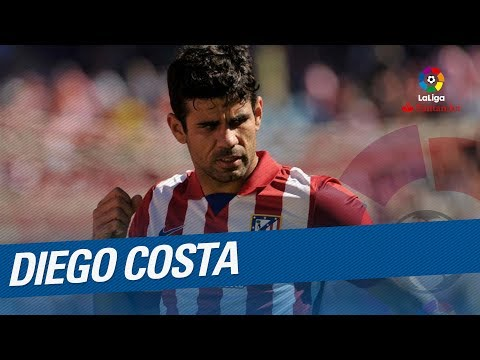 Diego Costa is back!
