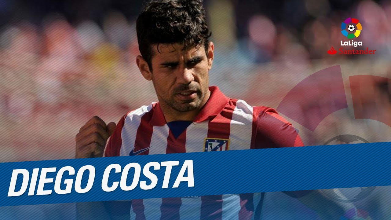 Diego Costa is back