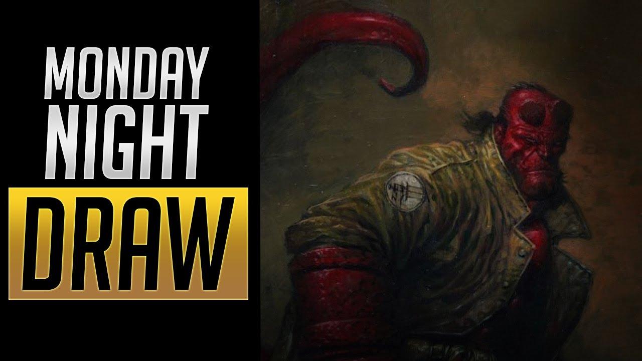 Monday Night Draw {Hellboy-Ascension}